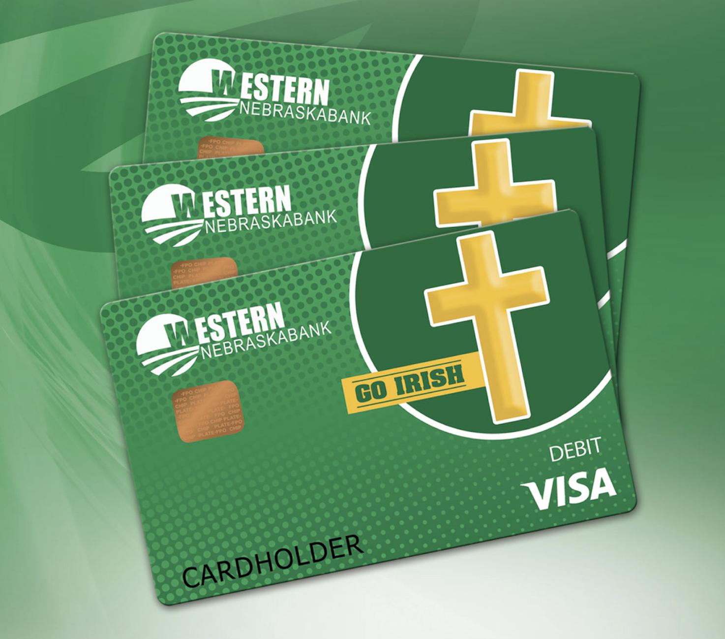 WNB Debit cards